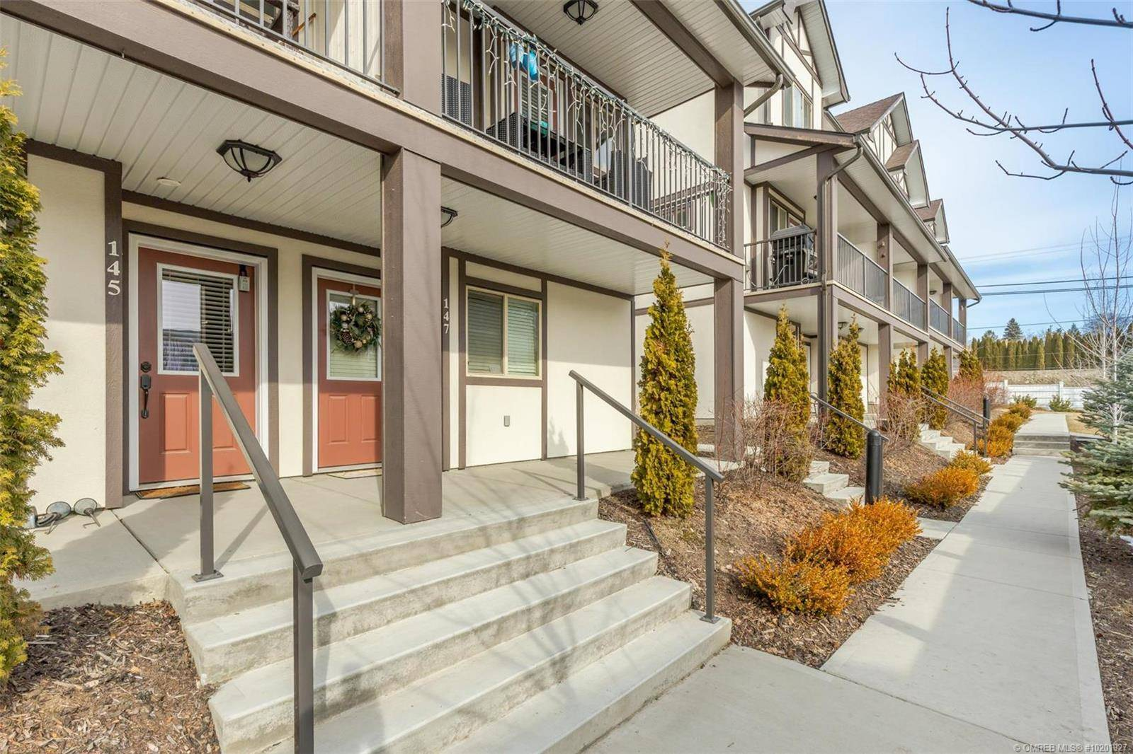 Townhouse for sale at 1651 Lynrick Rd Unit 145 Kelowna British Columbia - MLS: 10201927