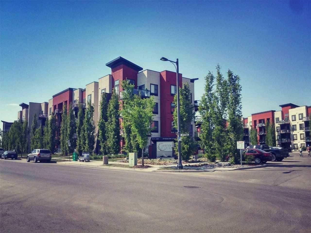 Buliding: 308 Ambleside Link Southwest, Edmonton, AB
