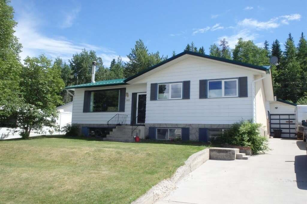 House for sale at 145 Alder Dr Hinton Alberta - MLS: A1008584