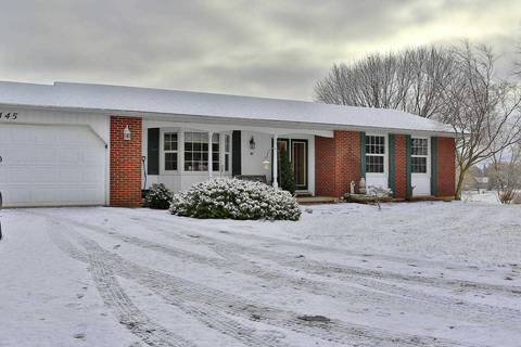House for sale at 145 Casselholme Cres Wilmot Ontario - MLS: X4668738