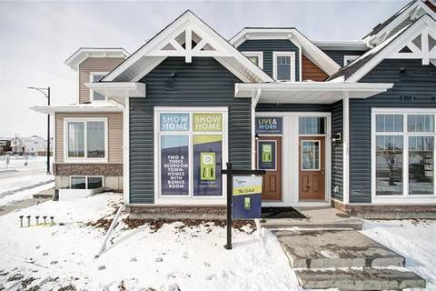 Townhouse for sale at 145 Chinook Gate Blvd Southwest Airdrie Alberta - MLS: C4287709