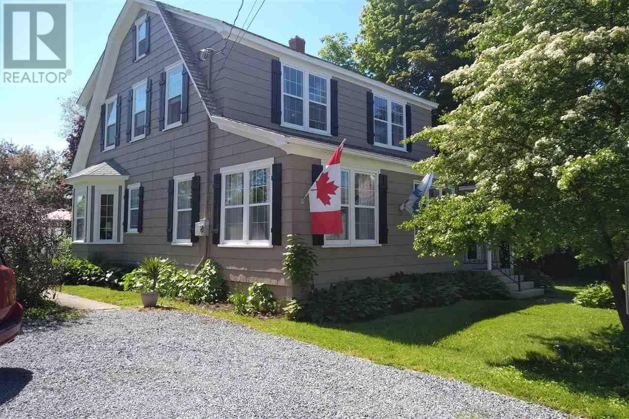 House for sale at 145 Commercial St Middleton Nova Scotia - MLS: 201914344