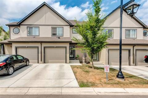 Townhouse for sale at 145 Copperpond Landng Southeast Calgary Alberta - MLS: C4248497