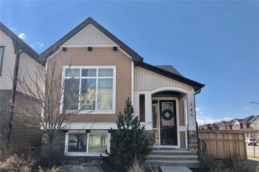 House for sale at 145 Fireside Bv Fireside, Cochrane Alberta - MLS: C4288752