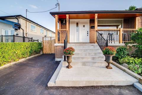 Townhouse for sale at 145 Grandravine Dr Toronto Ontario - MLS: W4600624