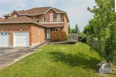 Townhouse for sale at 145 Hudson Cres Bradford West Gwillimbury Ontario - MLS: N4641020