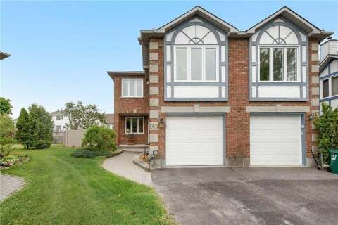 House for sale at 145 Hunterswood Cres Ottawa Ontario - MLS: 1194669