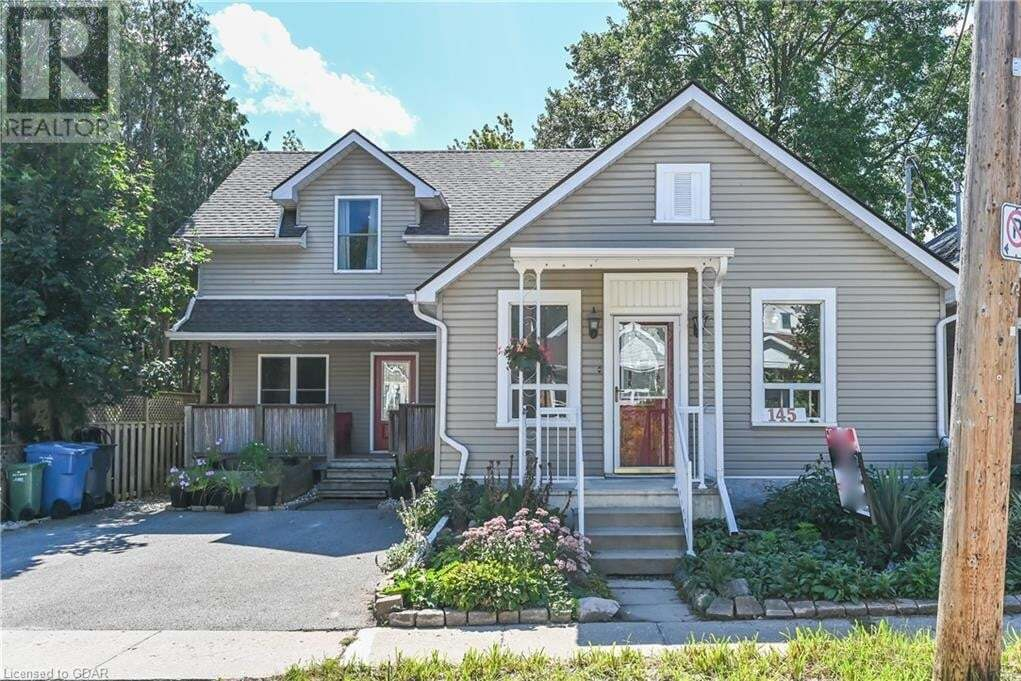 House for sale at 145 Kingsmill Ave Guelph Ontario - MLS: 40012637