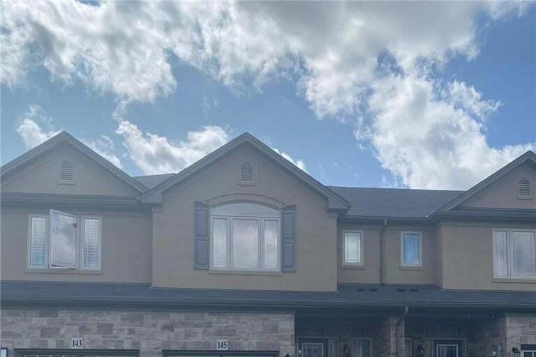Townhouse for rent at 145 Kinsman Dr Binbrook Ontario - MLS: H4088354