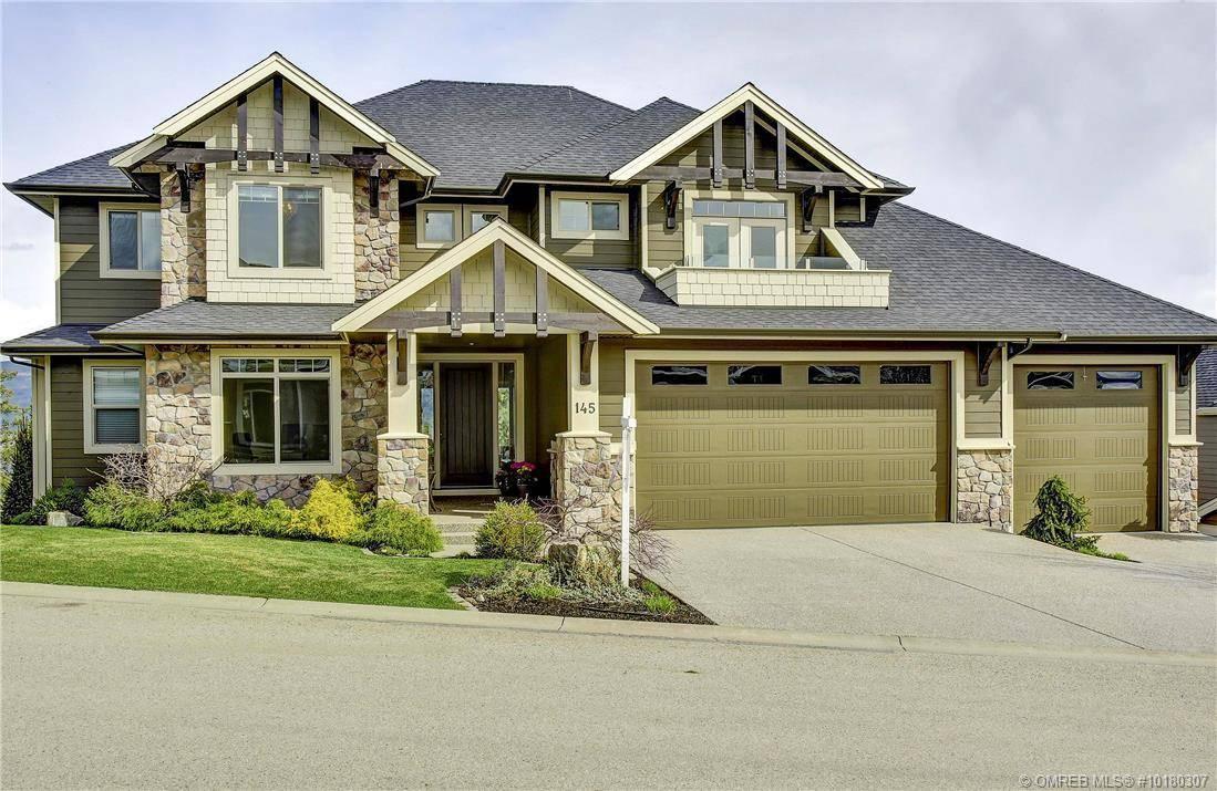 House for sale at 145 Ledge Rock Ct Kelowna British Columbia - MLS: 10180307
