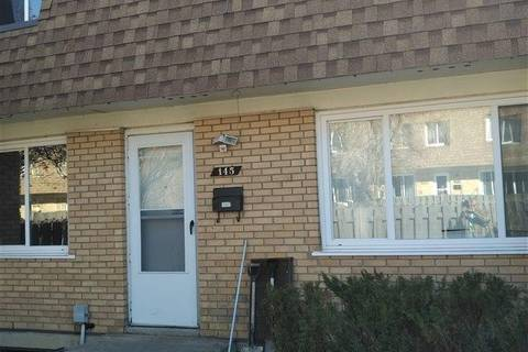 Townhouse for sale at 145 Londonderry Sq Nw Edmonton Alberta - MLS: E4153389