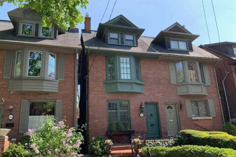 Townhouse for sale at 145 Macpherson Ave Toronto Ontario - MLS: C4700251