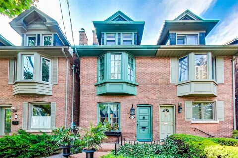 Townhouse for sale at 145 Macpherson Ave Toronto Ontario - MLS: C4837016