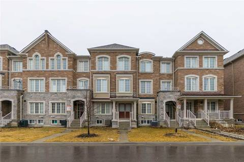 Townhouse for sale at 145 Memon Pl Markham Ontario - MLS: N4424902