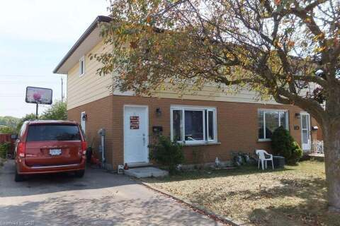 House for sale at 145 Moffat Dr Cambridge Ontario - MLS: 40027423