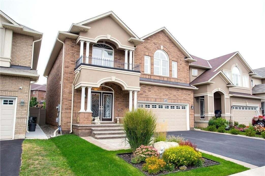 House for sale at 145 Parkside Dr Waterdown Ontario - MLS: H4087908