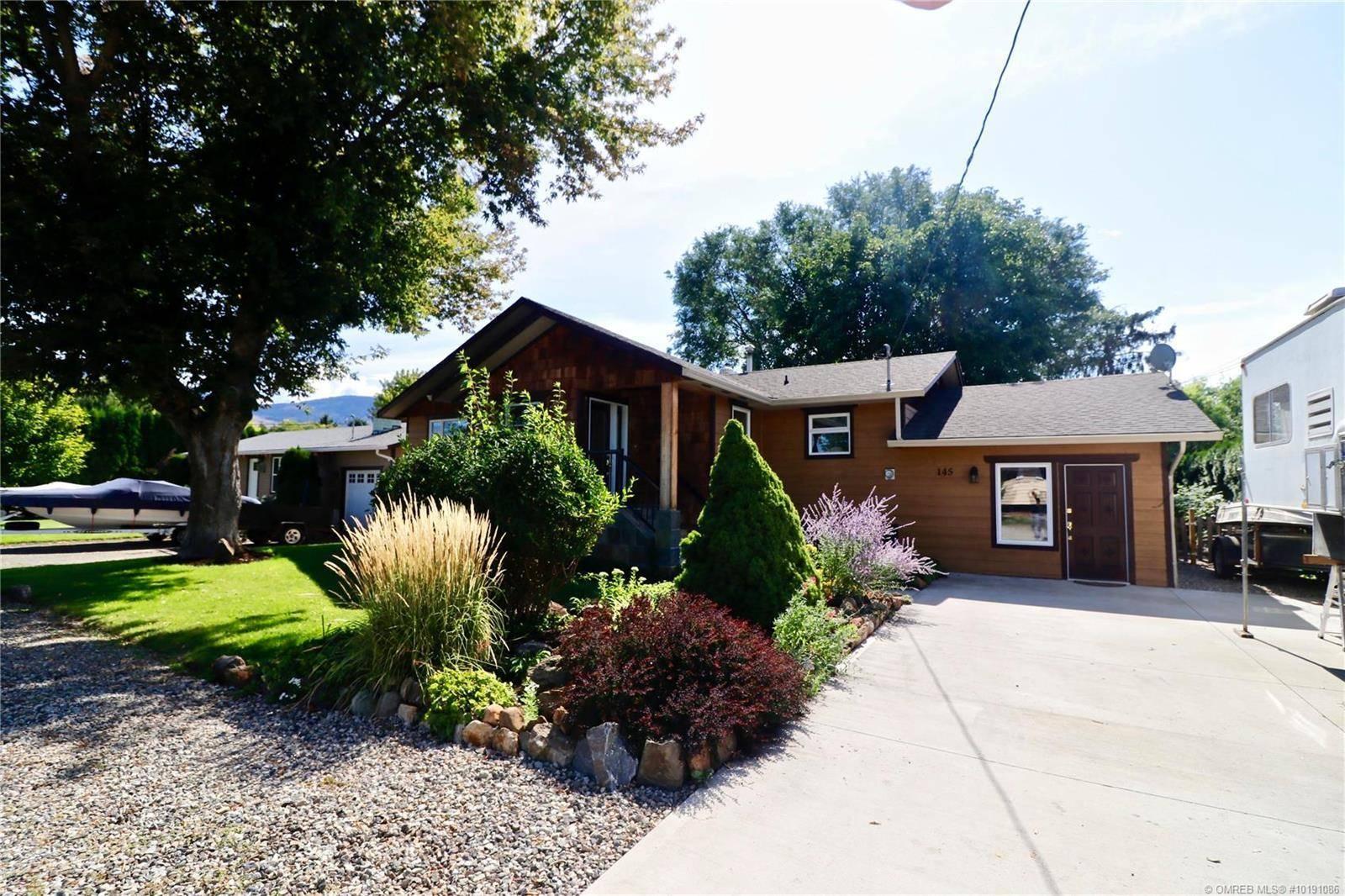 House for sale at 145 Rains Rd Kelowna British Columbia - MLS: 10191086