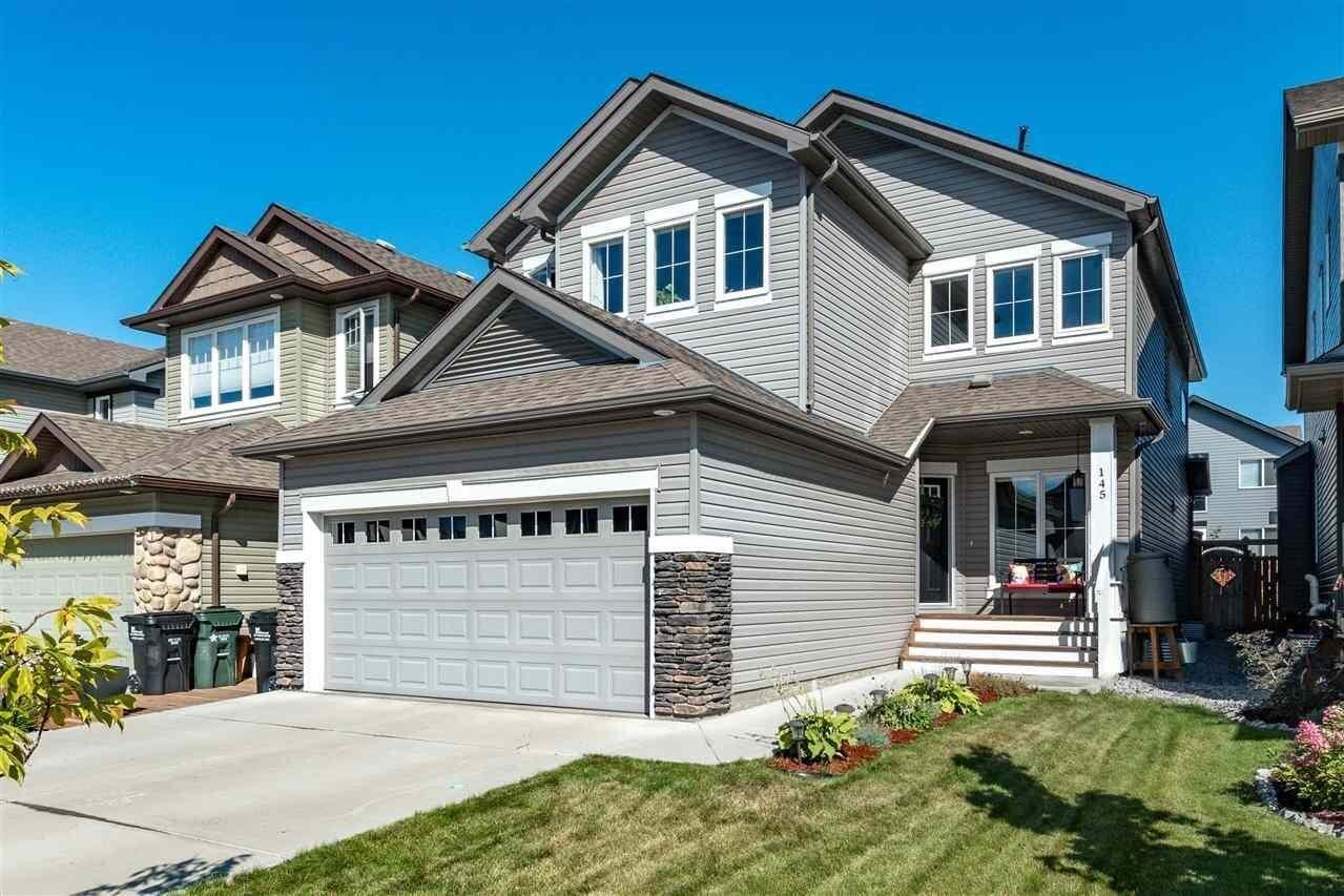 House for sale at 145 Sandalwood Cr Sherwood Park Alberta - MLS: E4212024
