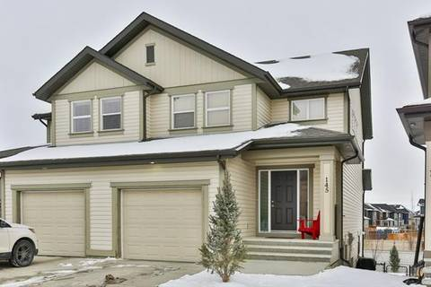 Townhouse for sale at 145 Sunset Common Cochrane Alberta - MLS: C4285492