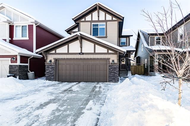 For Sale: 145 Sunset Manor, Cochrane, AB | 4 Bed, 3 Bath House for $495,000. See 42 photos!