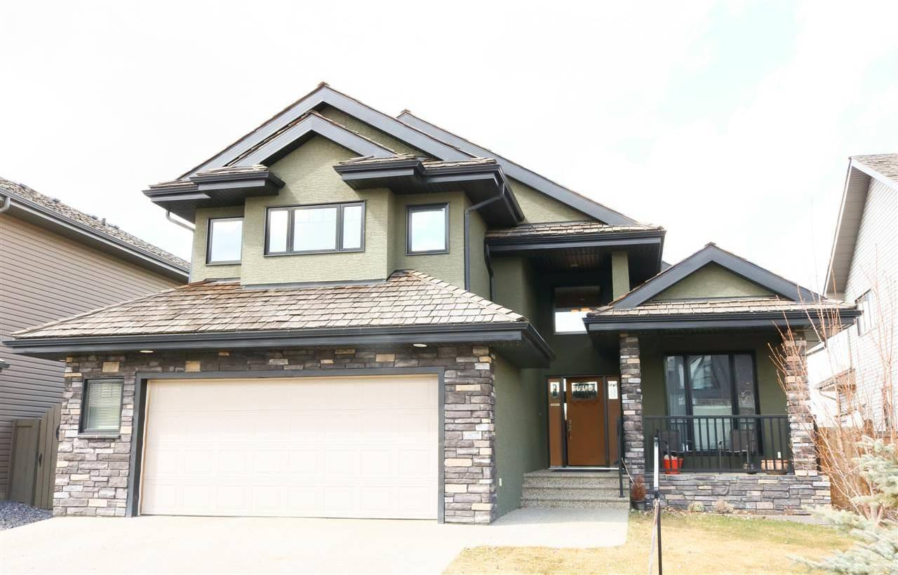 House for sale at 145 Weber Cs Nw Edmonton Alberta - MLS: E4151311