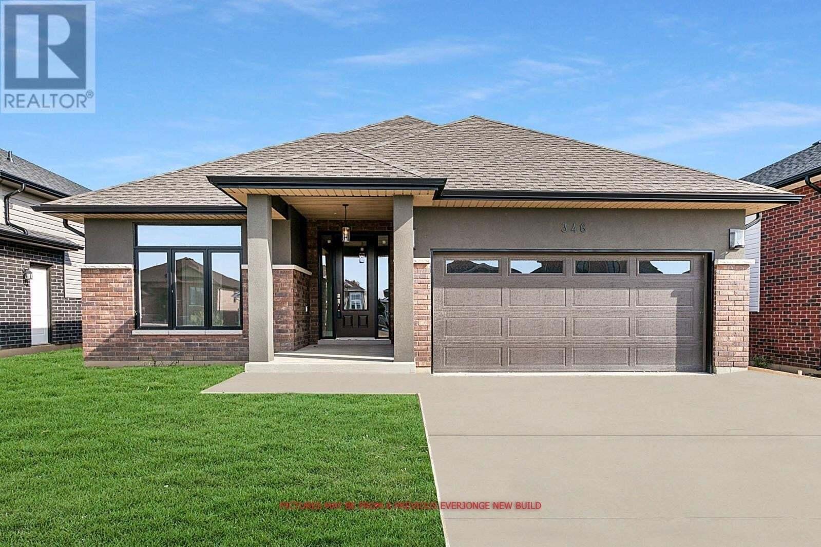 House for sale at 145 Whelan Dr Amherstburg Ontario - MLS: 20012186