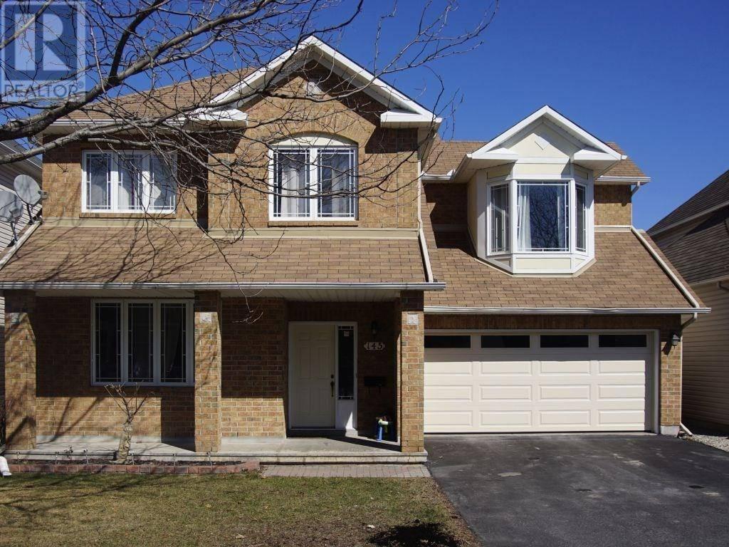 House for sale at 145 Willow Creek Circ Ottawa Ontario - MLS: 1188352