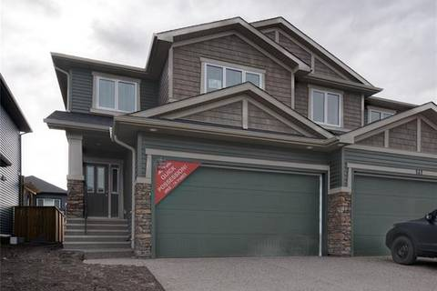 Townhouse for sale at 145 Willow Pk Cochrane Alberta - MLS: C4274883