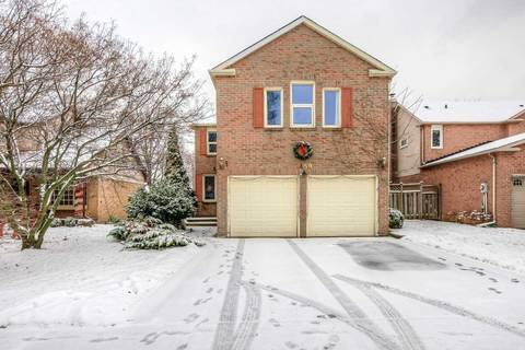 House for sale at 1450 Thistledown Rd Oakville Ontario - MLS: W4649944