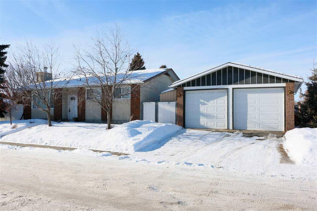 House for sale at 14504 117 St Nw Edmonton Alberta - MLS: E4187478