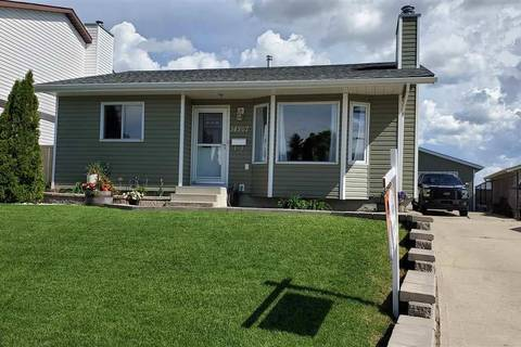 House for sale at 14507 19 St Nw Edmonton Alberta - MLS: E4155281