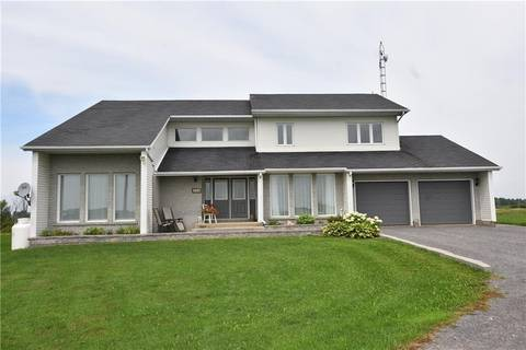 House for sale at 1451 Ritchance Rd Alfred Ontario - MLS: 1142308