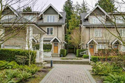 Townhouse for sale at 1451 Tilney Me Vancouver British Columbia - MLS: R2439923