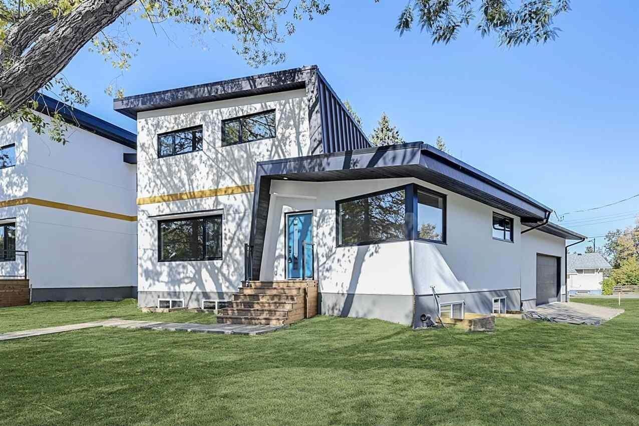 House for sale at 14516 84 Av NW Edmonton Alberta - MLS: E4193037