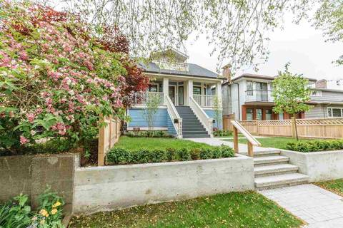 Townhouse for sale at 1452 20th Ave E Vancouver British Columbia - MLS: R2452592