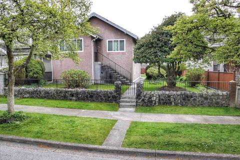 House for sale at 1452 27th Ave E Vancouver British Columbia - MLS: R2362692