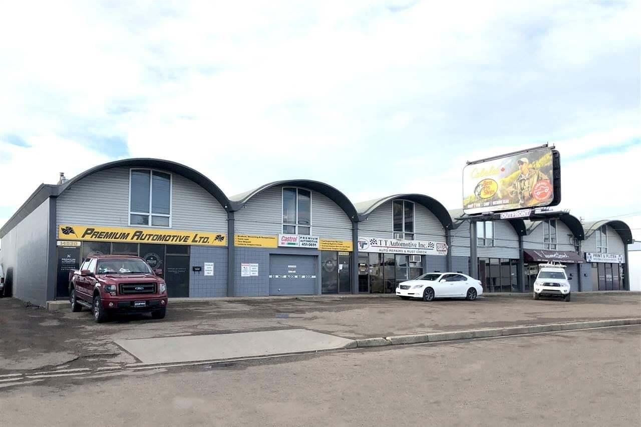 Commercial property for sale at 14520 118 Av NW Edmonton Alberta - MLS: E4207882