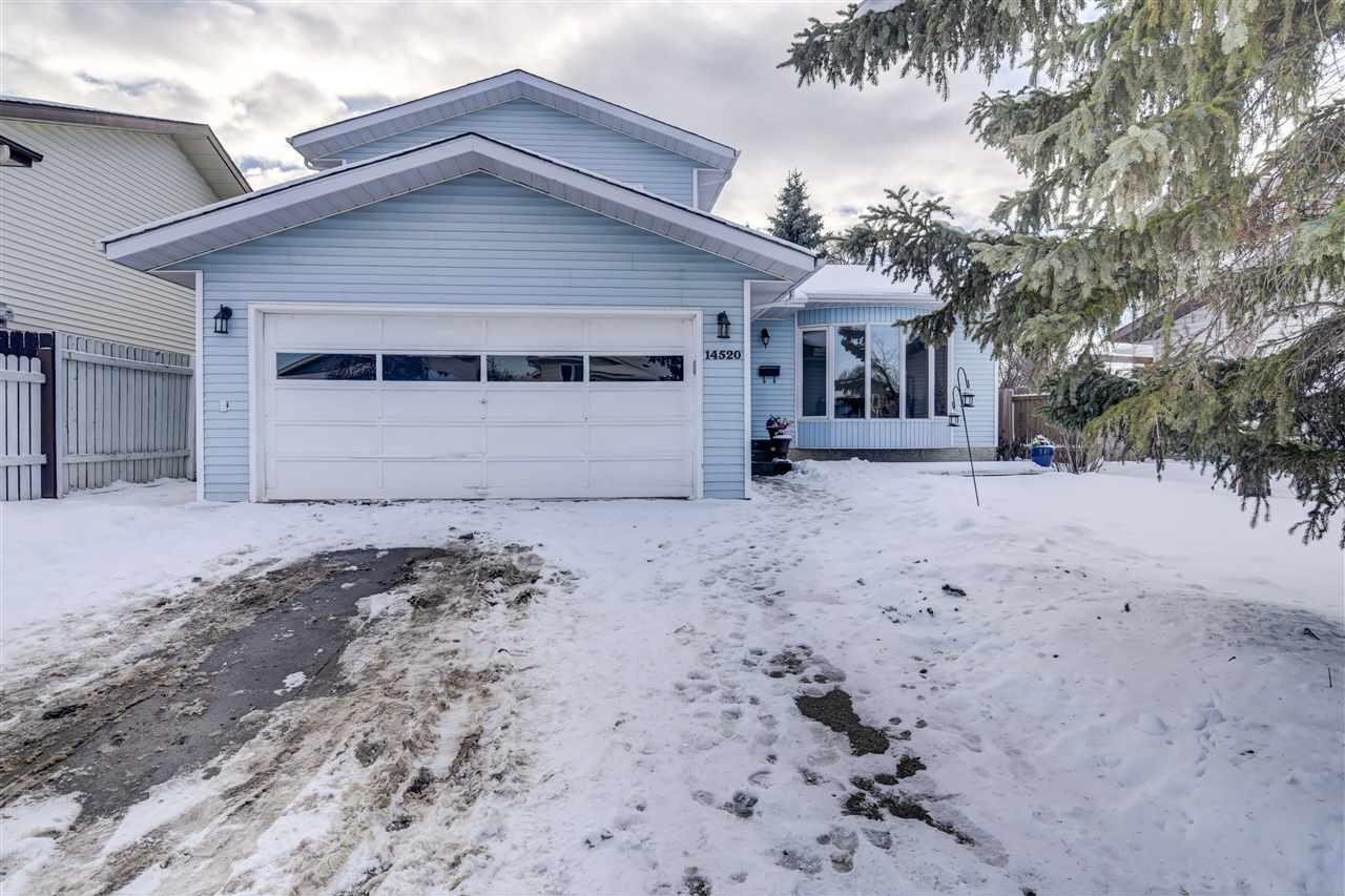 House for sale at 14520 19 St NW Edmonton Alberta - MLS: E4222000