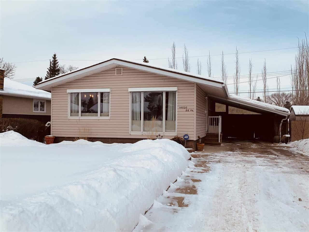 House for sale at 14520 86 Ave Nw Edmonton Alberta - MLS: E4185536
