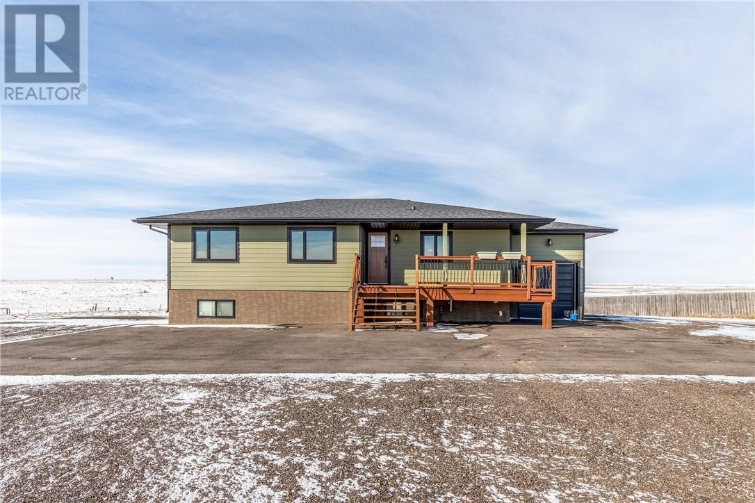 House for sale at 14524 Range Road 33 Rd Rural Cypress County Alberta - MLS: mh0191876