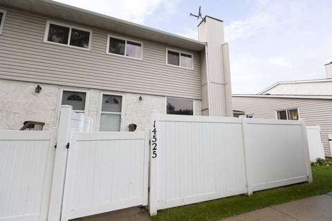 Townhouse for sale at 14525 121 St Nw Edmonton Alberta - MLS: E4148162