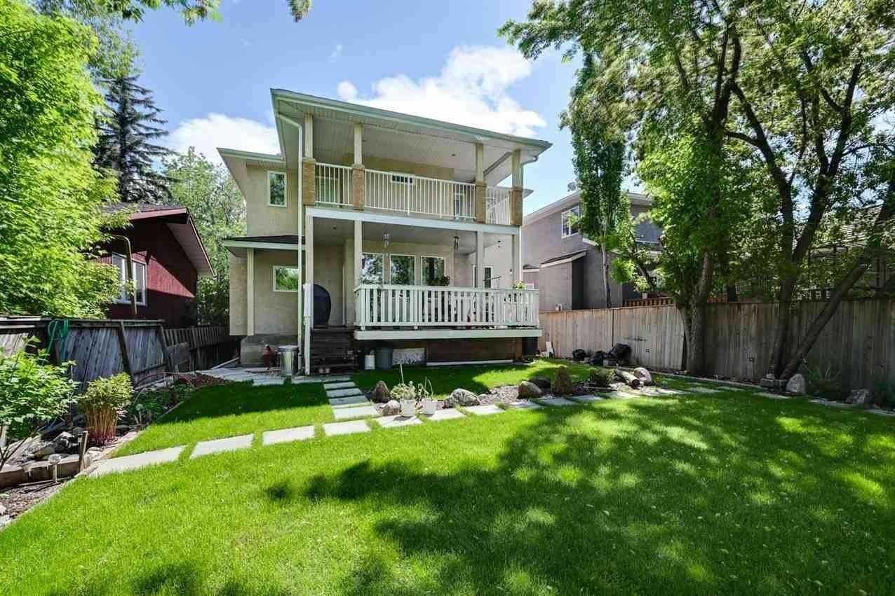 House for sale at 14526 101 Av NW Edmonton Alberta - MLS: E4191212