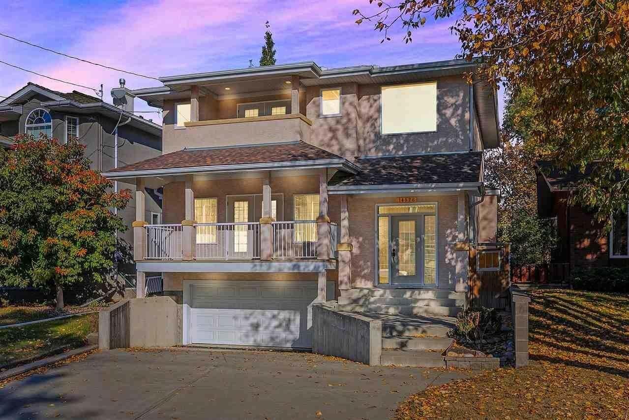 House for sale at 14526 101 Av NW Edmonton Alberta - MLS: E4209195