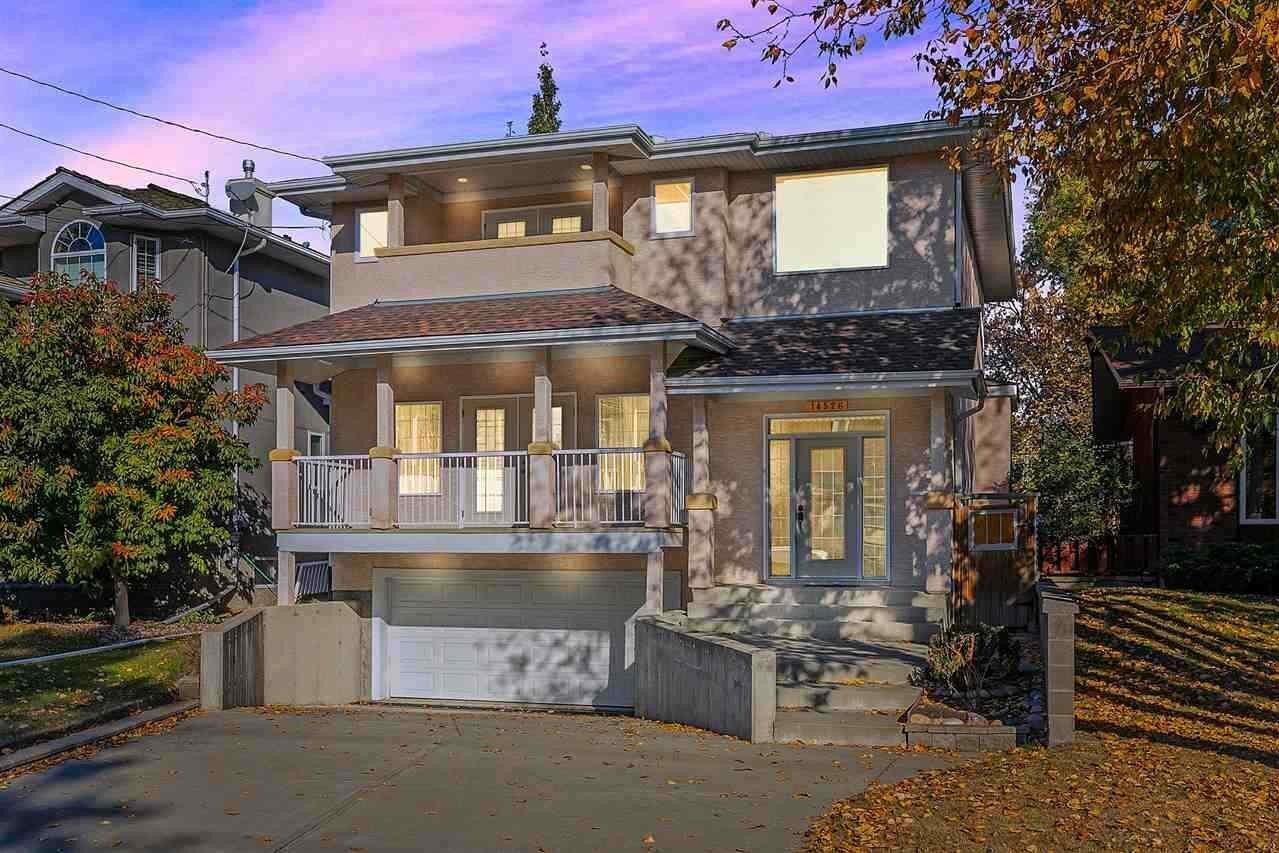 House for sale at 14526 101 Av NW Edmonton Alberta - MLS: E4220317