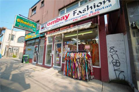 Commercial property for lease at 1453 Gerrard St Toronto Ontario - MLS: E4711571