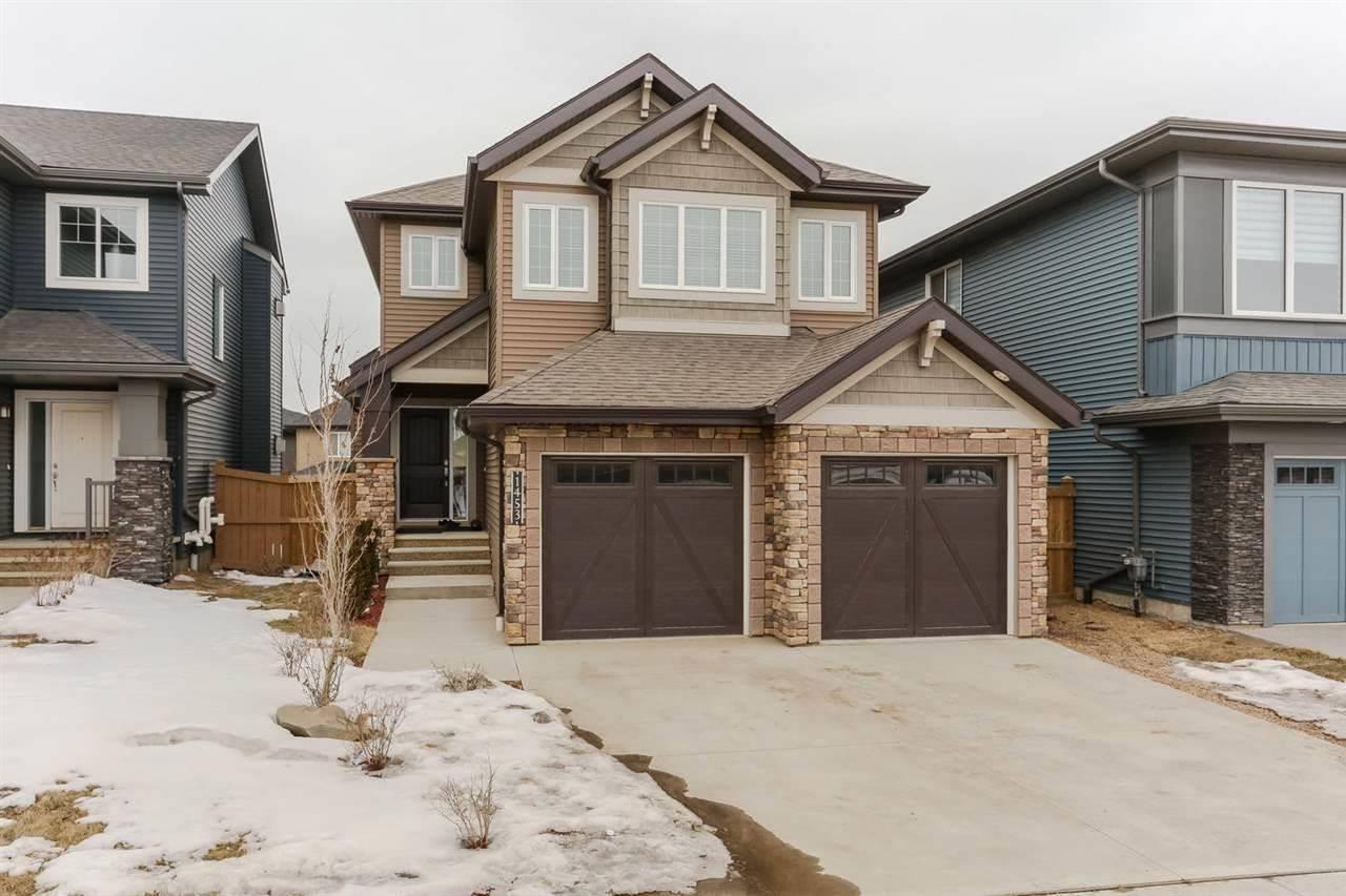 House for sale at 1453 Watt Dr Sw Edmonton Alberta - MLS: E4180795
