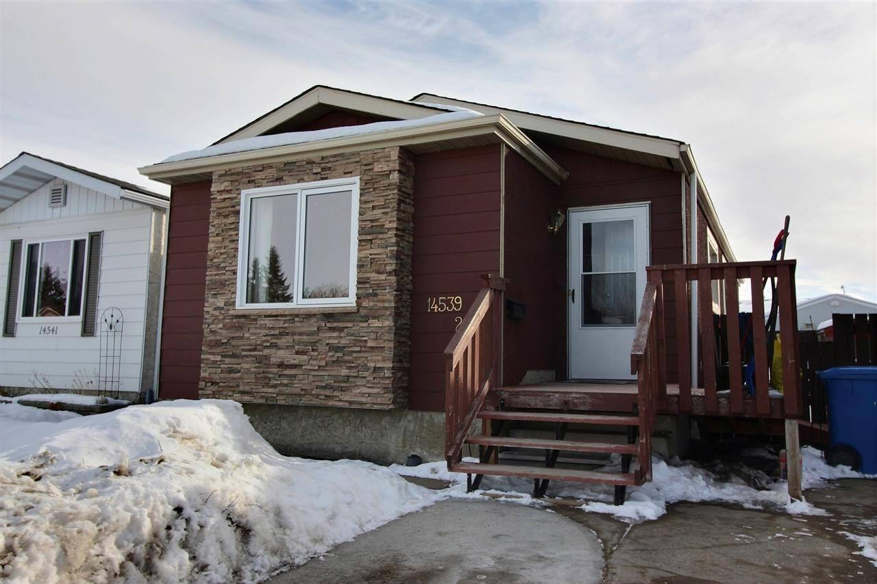 House for sale at 14539 26 St Nw Edmonton Alberta - MLS: E4188827