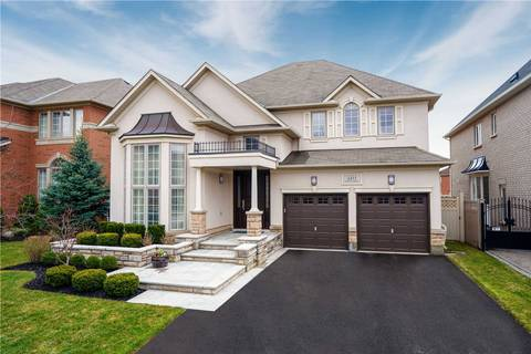 House for sale at 1455 Ferncrest Rd Oakville Ontario - MLS: W4423571