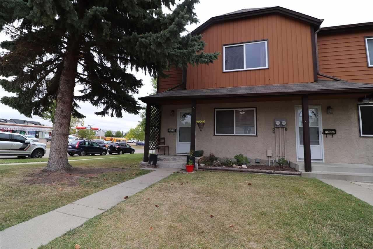 Townhouse for sale at 14559 52 St NW Edmonton Alberta - MLS: E4214367