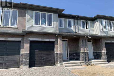 Townhouse for sale at 1457 Monarch Dr Kingston Ontario - MLS: K19003120